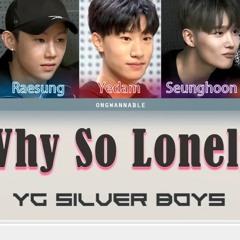 YG Silver Boys - Why So Lonely (JYP Vs YG Trainees)