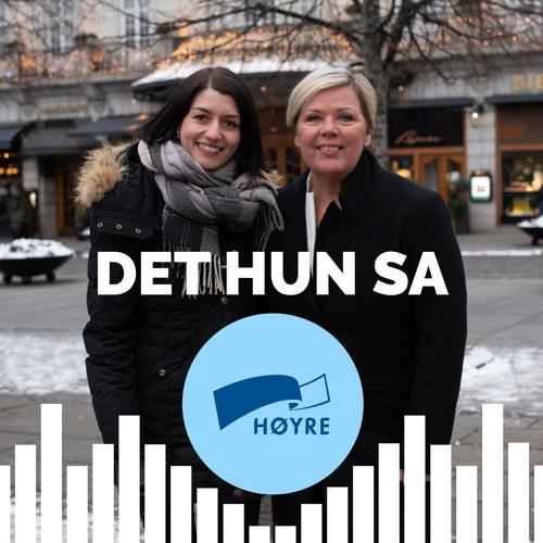 #12: Astrid Nøklebye Heiberg om kvinnedagen