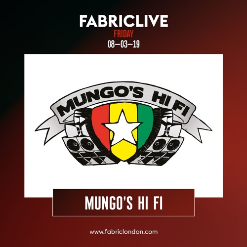 Mungo's Hi Fi FABRICLIVE x Scotch Bonnet Promo Mix