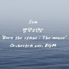 Sea_방탄소년단(BTS) 'Burn the stage : The movie' Orchestra ver.