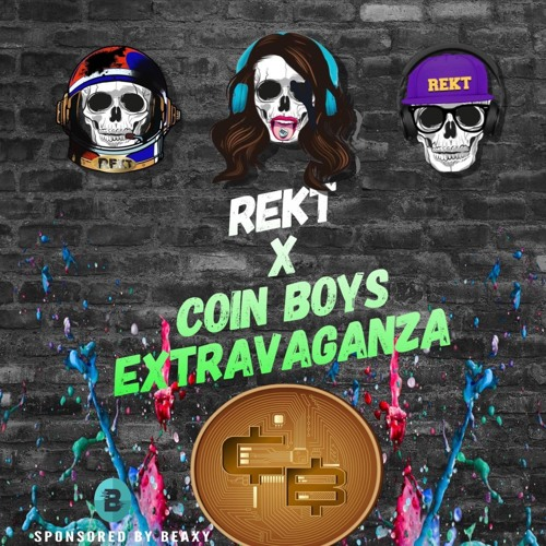 The Coin Boys and REKT Joint Podcast Extravaganza!