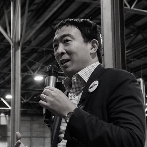 Andrew Yang, Founder of Venture for America & U.S. Candidate for President in 2020