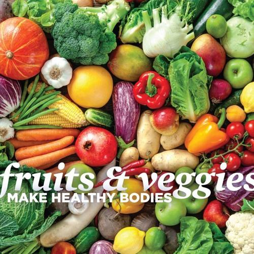 FOLEY - vegetables and fruits sounds