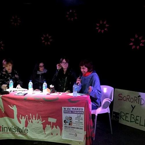 Hacia la huelga feminista. Encuentro en La Invisible con Verónica Gago y Marta Malo