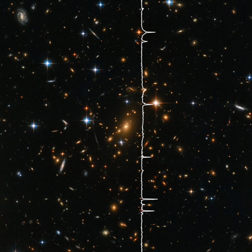 Sonification of a Hubble Deep Space Image by NASA | Free