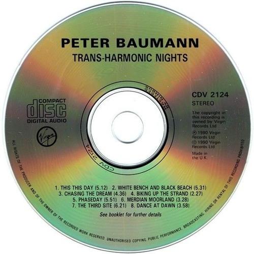 Peter Baumann - The third site (Thomass Jackson Edit)