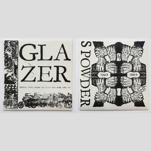 """Glazer/Spowder Split 7"""""""