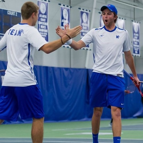 Episode 38 - Connor Glennon - Winningest Tennis Player in the history of the University of Memphis