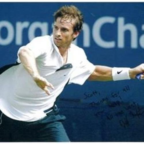 Episode 24 - Jeff Salzenstein Former ATP top 100 pro