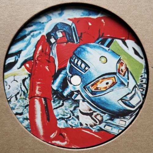 KX9000 - Kaijū & Features EP (+ Mangabey, ALVA & Tour Maubourg) BLAQNUMBERS006