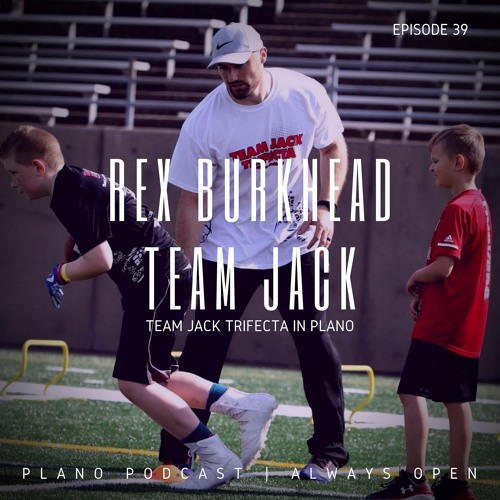 Episode 39 | Rex Burkhead | Team Jack