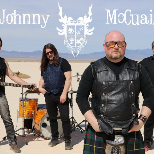 The Johnny McCuaig Band - Here We Go