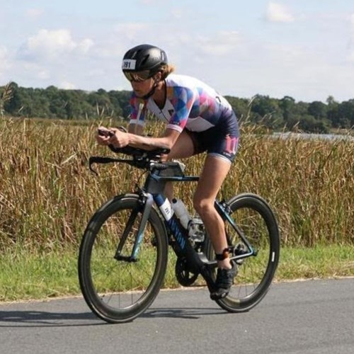 Maggie Walsh, Ironman Maryland 2018