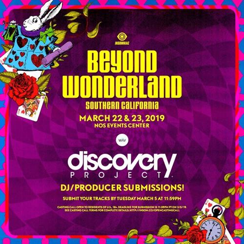 Beyond Wonderland SoCal Open Casting Call 2019