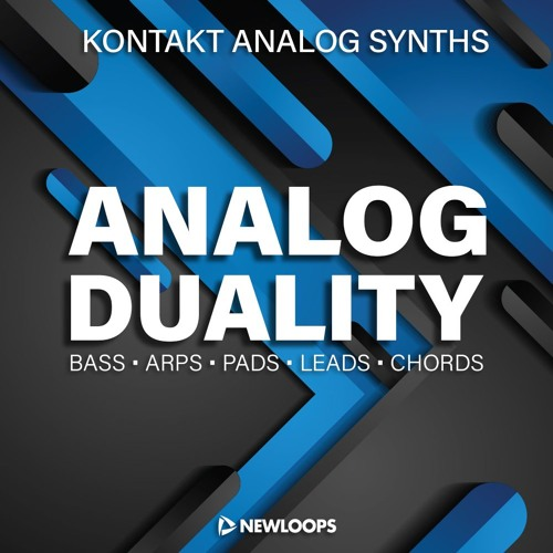 Analog Duality Kontakt Analog Synths