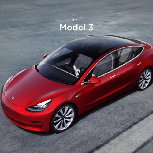 Gadget Guru - Tesla Model 3
