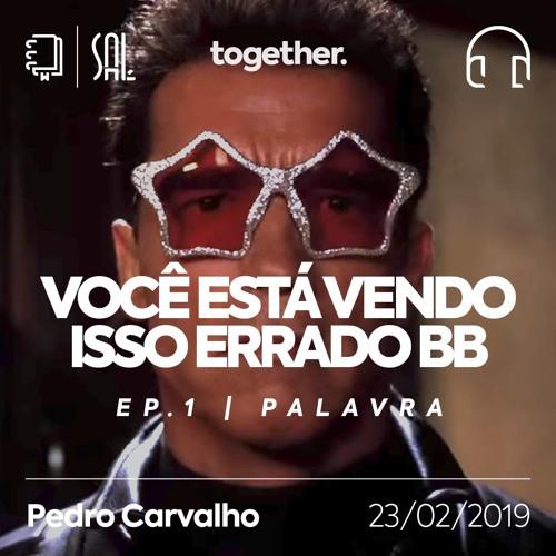 Você Está Vendo Isso Errado BB - Pedro Carvalho - 23/02/2019