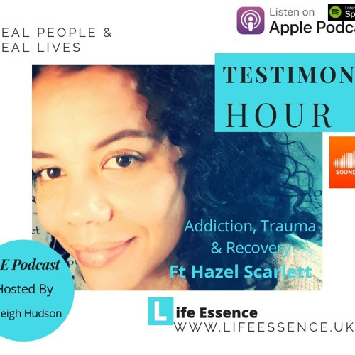 Testimony Hour - Addiction And Recovery
