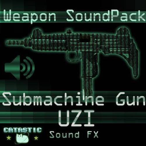 Weapon Sound Pack - SMG: Uzi
