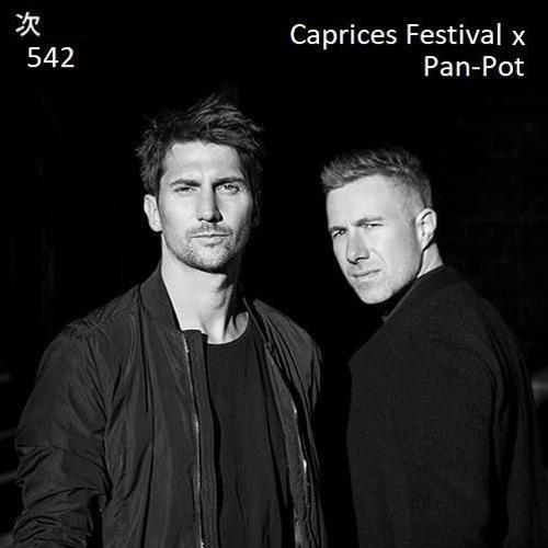 Tsugi Podcast 542 x Caprices Festival : Pan-Pot