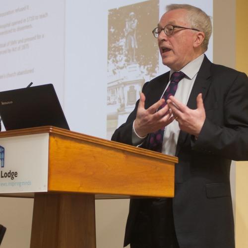 Contested Histories & Multiple Identities - with Professor Martin Daunton