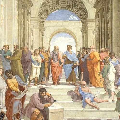 38. Pravidelná dávka - Vymysleli filozofiu Gréci? (1/2)