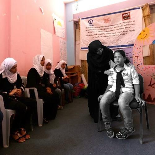 Community Mental Health in the Gaza Strip