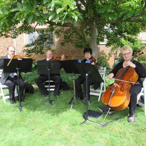 Concertante String Quartet Audio