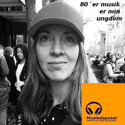 Ann Holzmann Høck i Musikdepotet