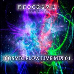 Cosmic Flow Live Mix 01 [FREE DOWNLOAD]