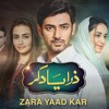 Zara Yaad Kar OST By Rahat Fateh Ali Khan