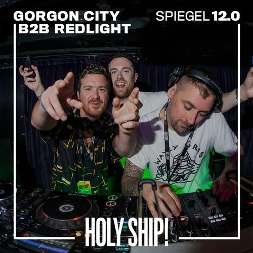 Holy Ship! 2019 Live Sets: Gorgon City B2B Redlight (Spiegel)