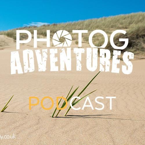 Kim Grant | Scottish Landscape Photog Talks Using Tripods Less, Favorite Spots & Aurora | Ep 126