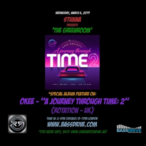 STUNNA - The Greenroom Guest Mix by OKEE (06.03.2019)