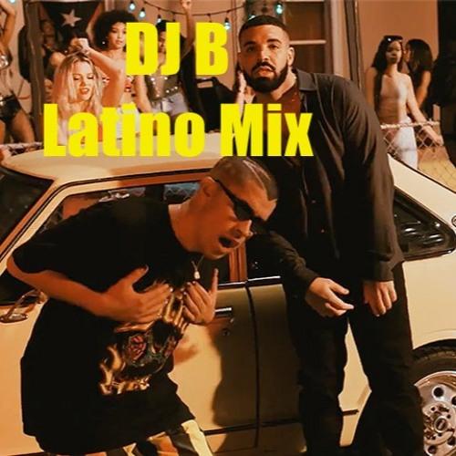 DJ B Latino/Reggaeton Mix 2018 by djb | Free Listening on