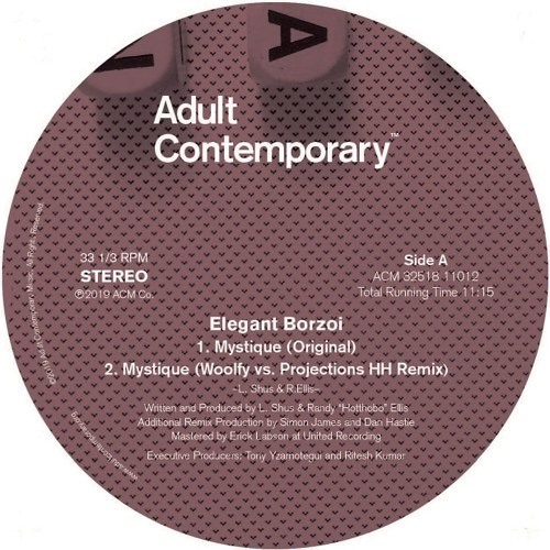 """DC Promo Tracks #351: Elegant Borzoi """"Mystique"""""""