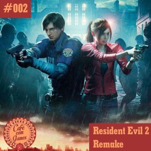 002. Resident Evil 2
