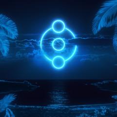 Luna Blue - Waves