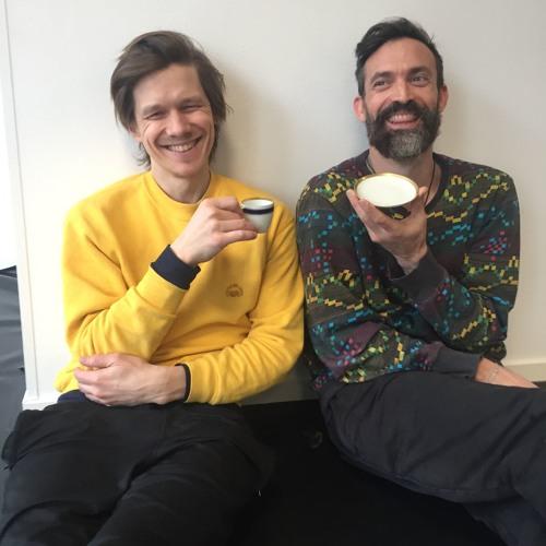 KONST-VÄRK / ART-ACHE #1 Tilman O´Donnell och Fabrice Mazliah