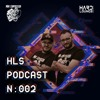 Hard Lounge Society Podcast N: 002 mixed by Mind Compressor