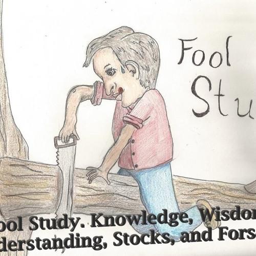 Fool Study. Knowledge, Wisdom, Understanding, Stocks, And Forsake