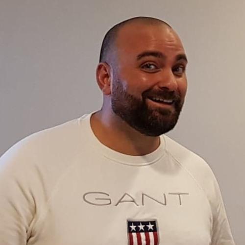 VSK Fotbolls ordförande Andreas Dayan