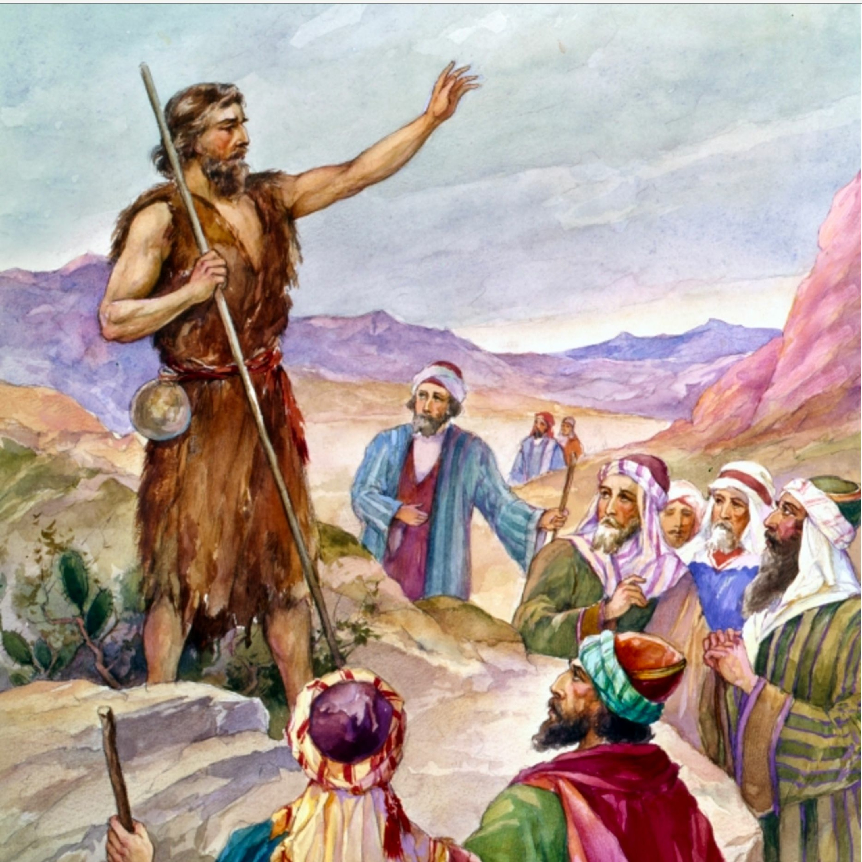 """Learn about the """"John the Baptist"""" of..."""