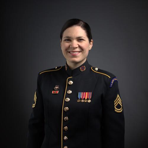 Sergeant 1st Class Michaela Shelton - STNJ Episode 282