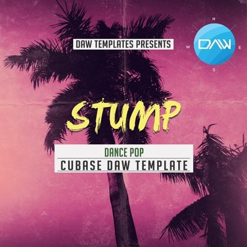 Stump Cubase DAW Template