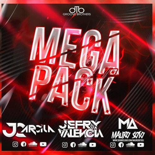 Mega Pack Free Marzo (Groove Brothers)