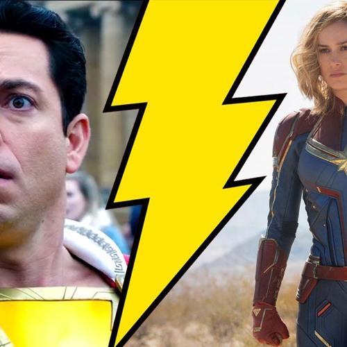 Captain Marvel: Fans, Gender, Politics and Shazam w/Starlight Runner's Jeff Gomez | Ep 160