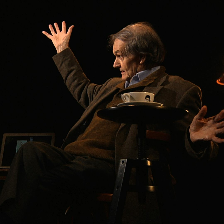 .pod lampou Science: Sir Roger Penrose a vznik vesmíru