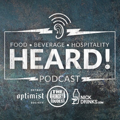 Heard! Podcast – Episode 99 – I'm at the Pizza Butt, I'm at the (Vegan) Taco Hell