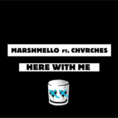 Marshmello - Here With Me Feat. CHVRCHES(8D AUDIO)